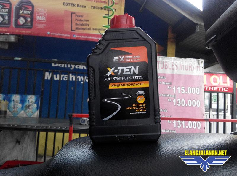 Oli Synthetic X-Ten