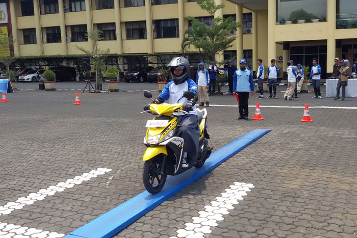modul safety riding