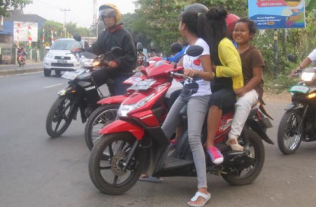 bahaya dan resiko berkendara