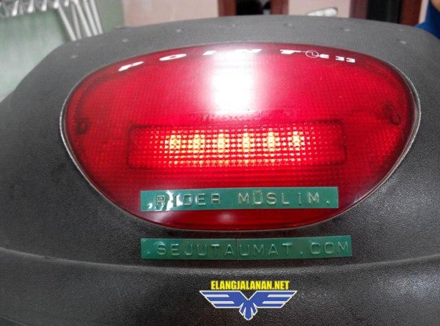 Stoplamp Givi E33