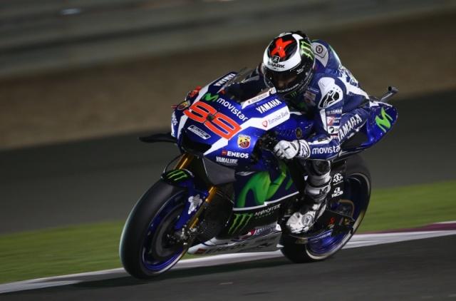 Lorenzo MotoGP Qatar